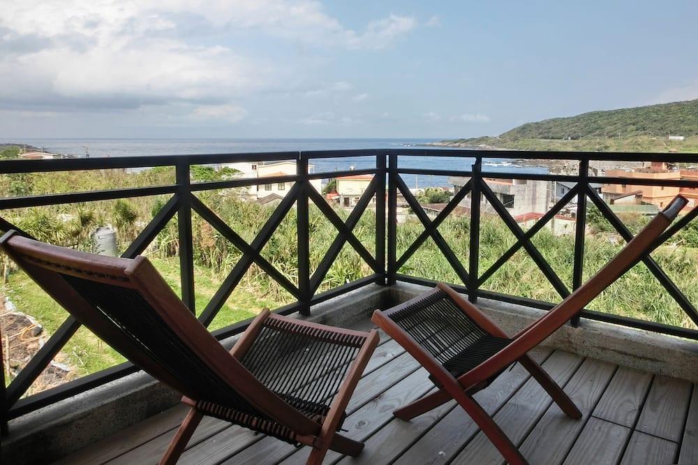 Suite, Meerblick - Balkon