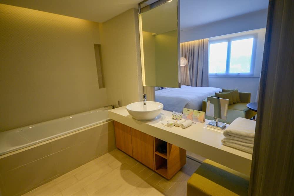 Apartament typu Suite (Suite) - Łazienka