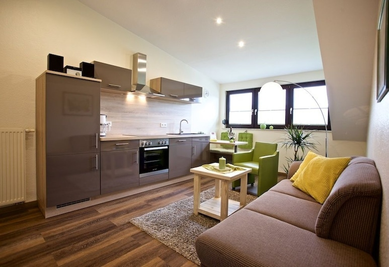 وين آند وانجات باولوشوف, بونديريخ, شقة بانوراما - غرفة نوم واحدة, غرفة نزلاء