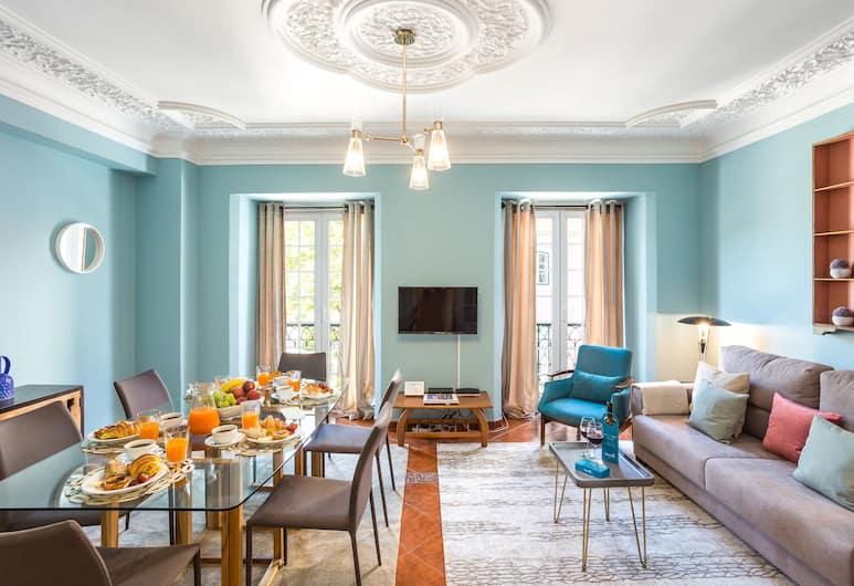 Sweet Inn Apartments - Sao Bento, Lisbon, Apartment, 2 Bedrooms (in Rua de São Bento, 314), Living Room