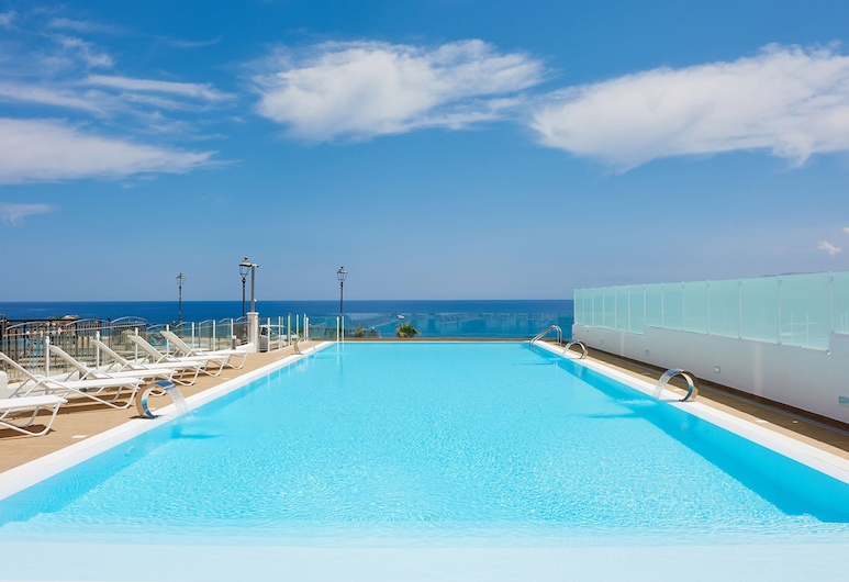 Marina di Petrolo Hotel & Spa, Castellammare del Golfo, Piscina al aire libre