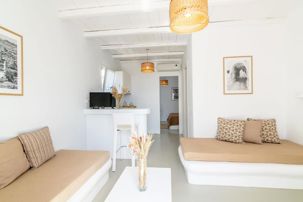 Habitación Grand doble - Zona de estar