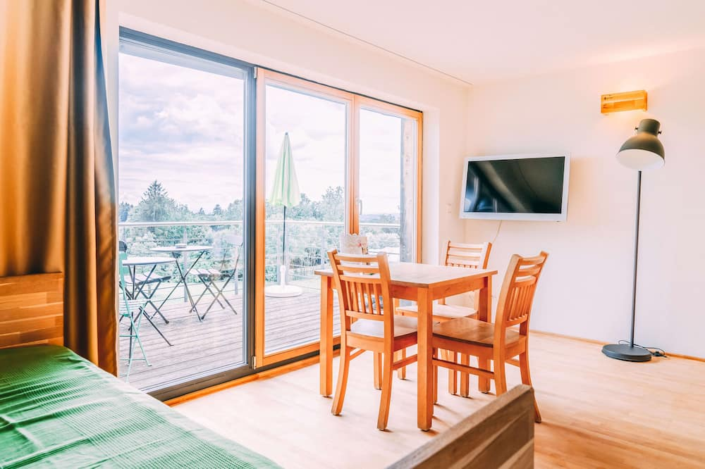 Appartement, 1 slaapkamer, kitchenette (balcony) - Woonruimte