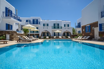 Picture of Agios Prokopios Hotel in Naxos