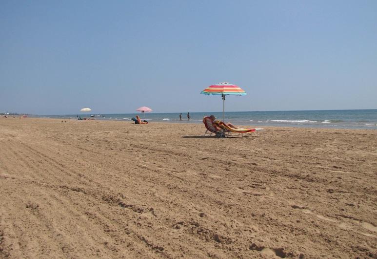 Casa Vacanza Ondablu, Ispica, Pláž