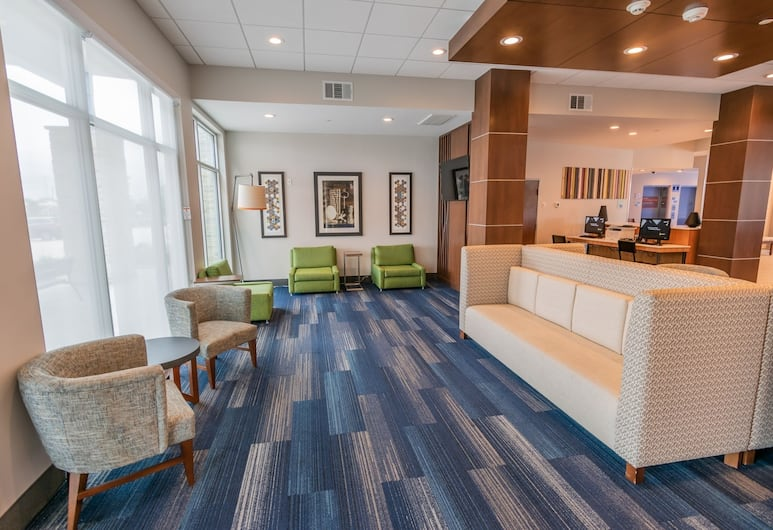 Holiday Inn Express & Suites Houston IAH - Beltway 8, Houston, Lobby