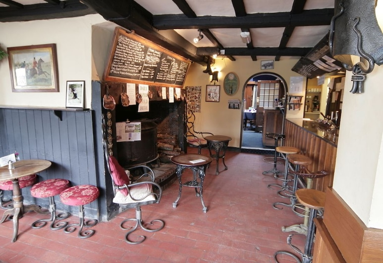 The Talbot at Knightwick, Worcester, Hotel Bar