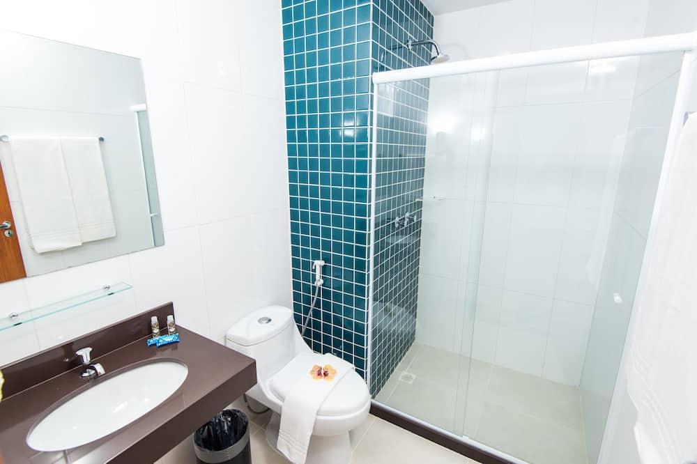 Standard Oda, 1 Çift Kişilik Yatak - Banyo