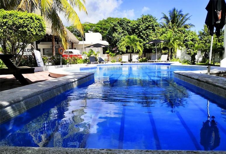 Grand Hotel Gota de Sal, Puerto Morelos, Útilaug