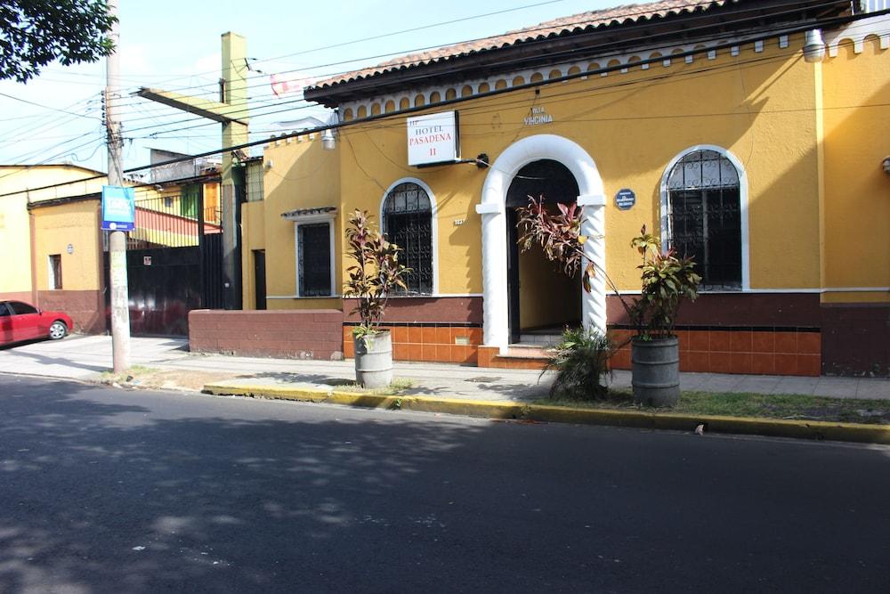 Hotel Pasadena Ii San Salvador