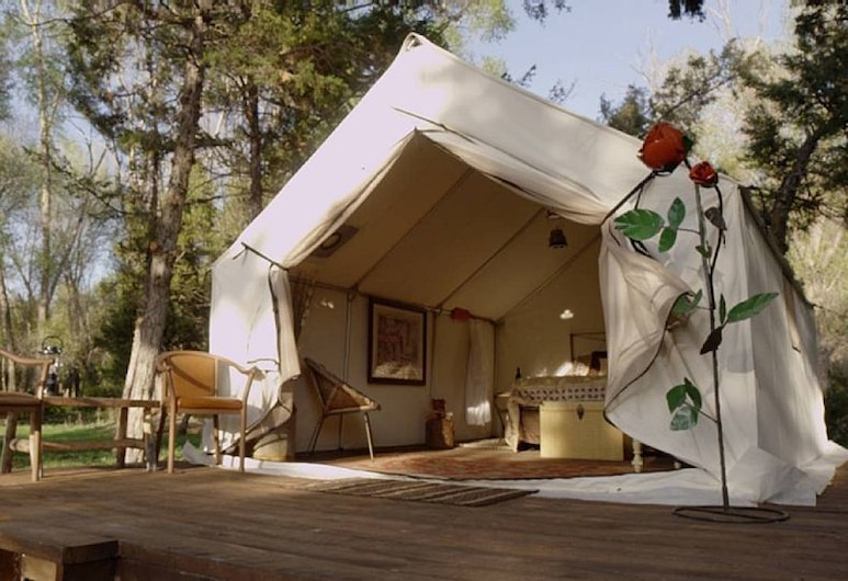 Norwegian Wood Ranch, Helena, Chambre