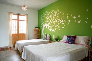 Oaxaca bölgesindeki Azul Cielo Hostel resmi