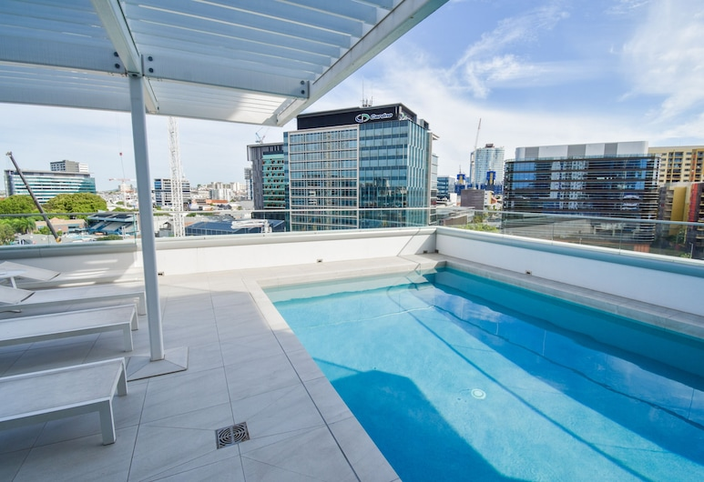 Belise Apartments, Bowen Hills, Pool