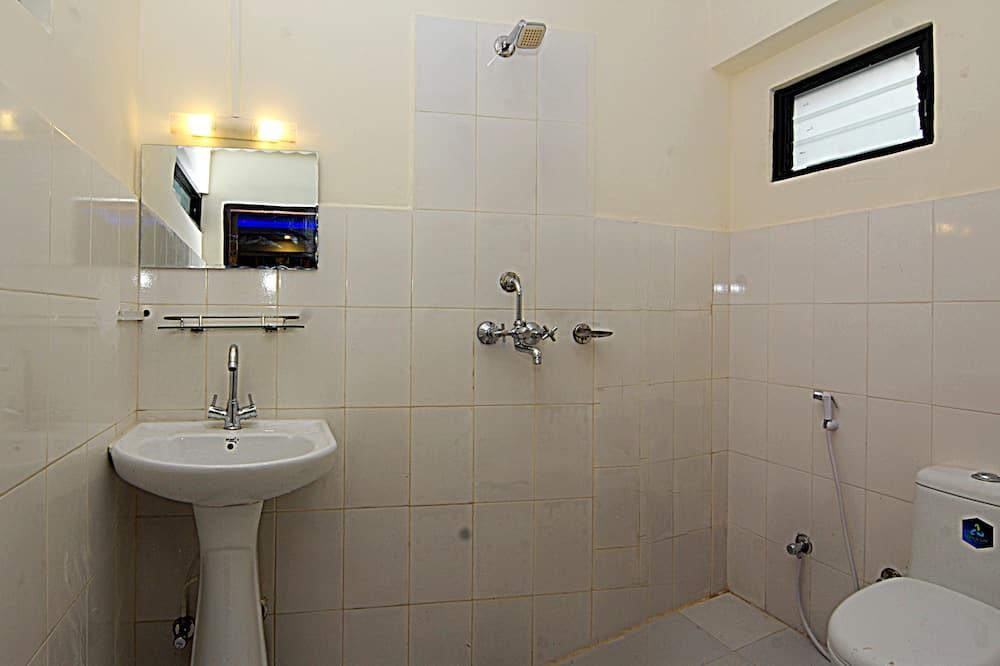 Deluxe Double Room, Valley View - Bathroom