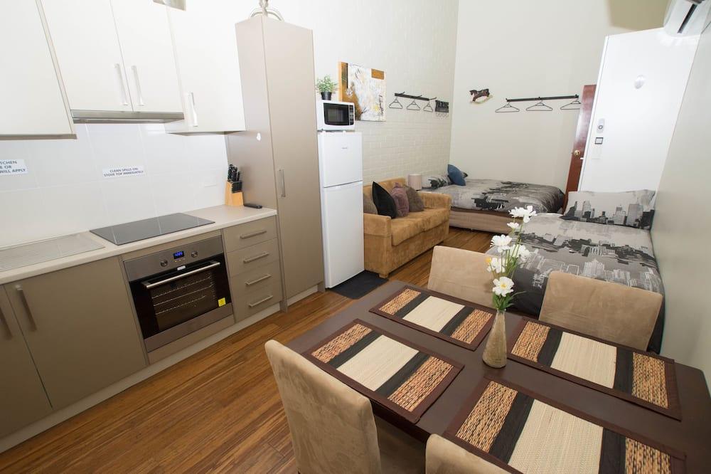 Departamento básico, 1 habitación (Apartment 8) - Sala de estar