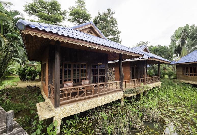 OYO 75336 Blue resort & spa, Ko Chang, Außenbereich