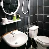 Basic-værelse - 1 soveværelse - Badeværelse