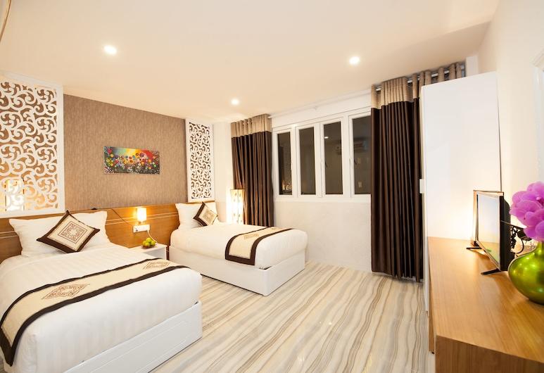アカシア サイゴン ホテル, ホーチミン, デラックス ツインルーム, 部屋からの眺望