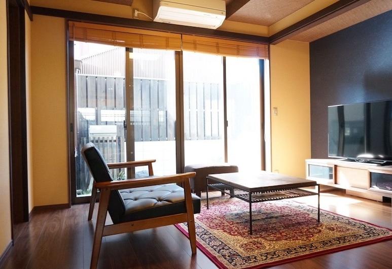 堀川小徑梅之戶庵飯店, Kyoto, 聯排別墅, 客廳