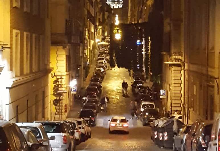 Una Finestra su Monti, Roma, Vista dall'hotel