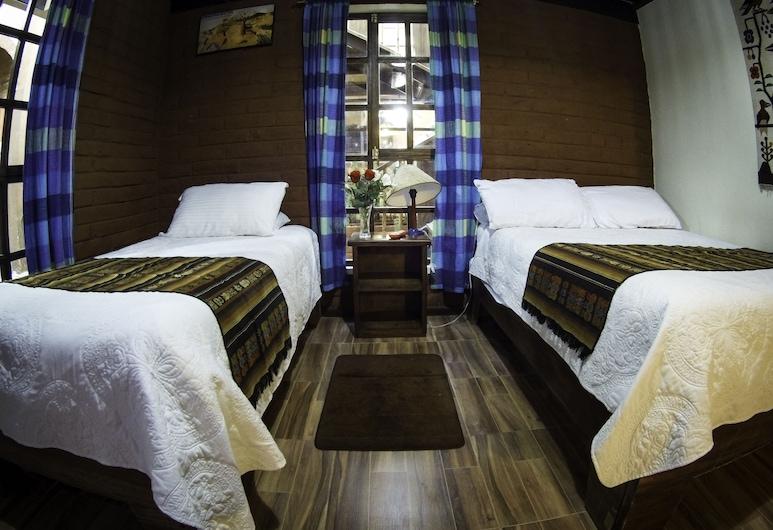 La Casa del Arupo, Quito, Standard - kahden hengen huone, Vierashuone