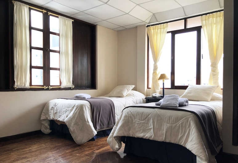 Hotel Muros Quito, Quito, Standard Twin Room, Guest Room