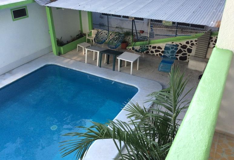 Hotel Montemar Acapulco, อากาปุลโก, สระว่ายน้ำ