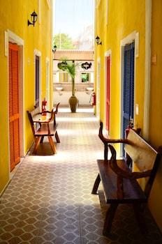 Mynd af La Casona Hotel & Hostel í Tulum