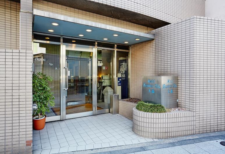 HOTEL BUSINESS VILLA OMORI, Tokyo, Hotel Entrance