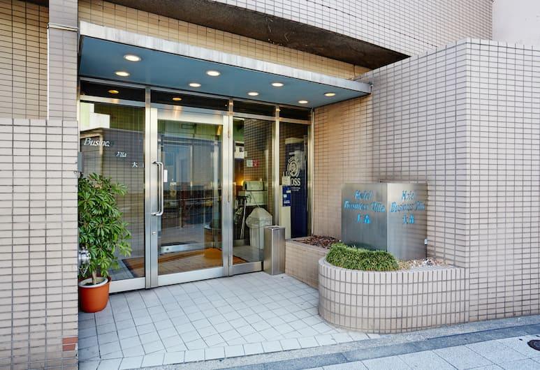 HOTEL BUSINESS VILLA OMORI, Tokio, Wejście do hotelu