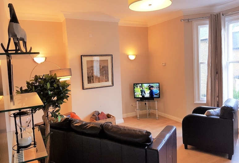 Norwich Street Apartments (Peymans), Cambridge, Apartemen, 1 kamar tidur, Area Keluarga