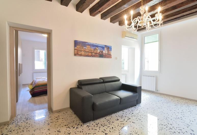 Ponte Squero, Venedig, Apartment, 2Schlafzimmer, Wohnzimmer