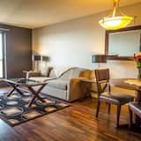 Lägenhet Superior - 2 sovrum - badkar - Bild