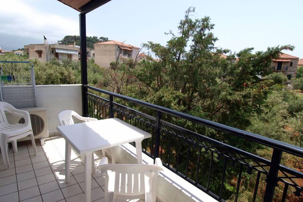 Apart Daire, 1 Yatak Odası (4 Guests) - Balkon