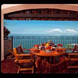Leilighet, 2 soverom, balkong, utsikt mot hav (Villa Banderas 9) - Balkong
