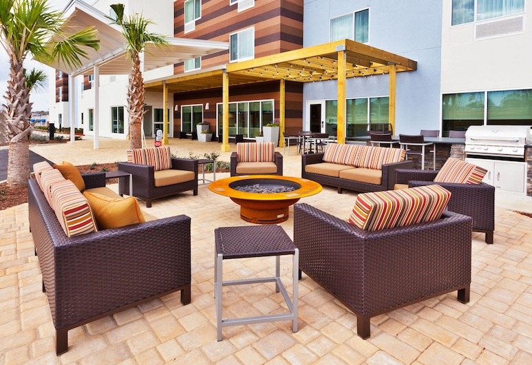 TownePlace Suites Dothan, Dothan, Terrazza/Patio
