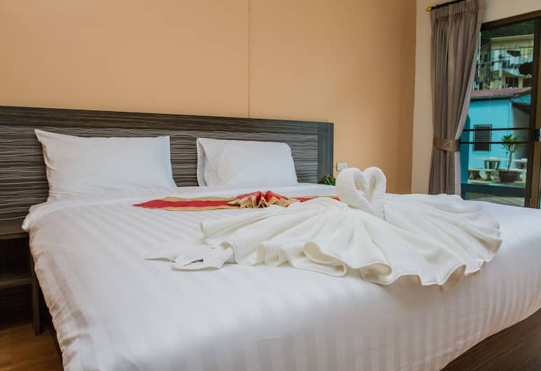 Delicious Residence, Patong, Deluxe Double Room, Oda