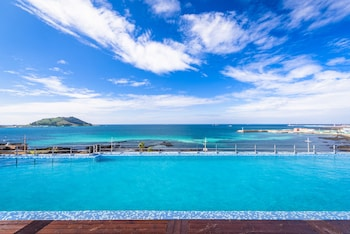 Jeju Şehri bölgesindeki Augila Hotel Jeju Oceano Suites resmi