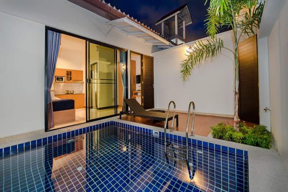 Willa, prywatny basen (Double Bed or Twin Bed) - Taras/patio