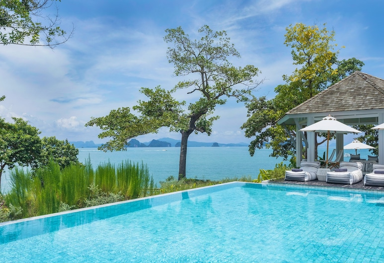 케이프 쿠두 호텔, 코 야오, 야외 수영장