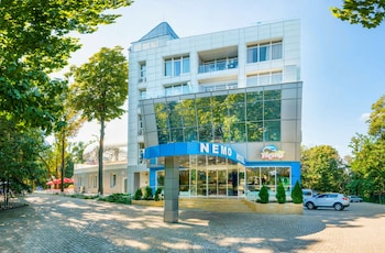 Picture of SPA HOTEL NEMO with dolphins in Kharkiv
