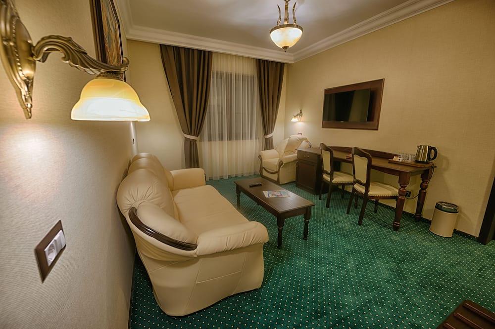 Suite, balcón - Sala de estar