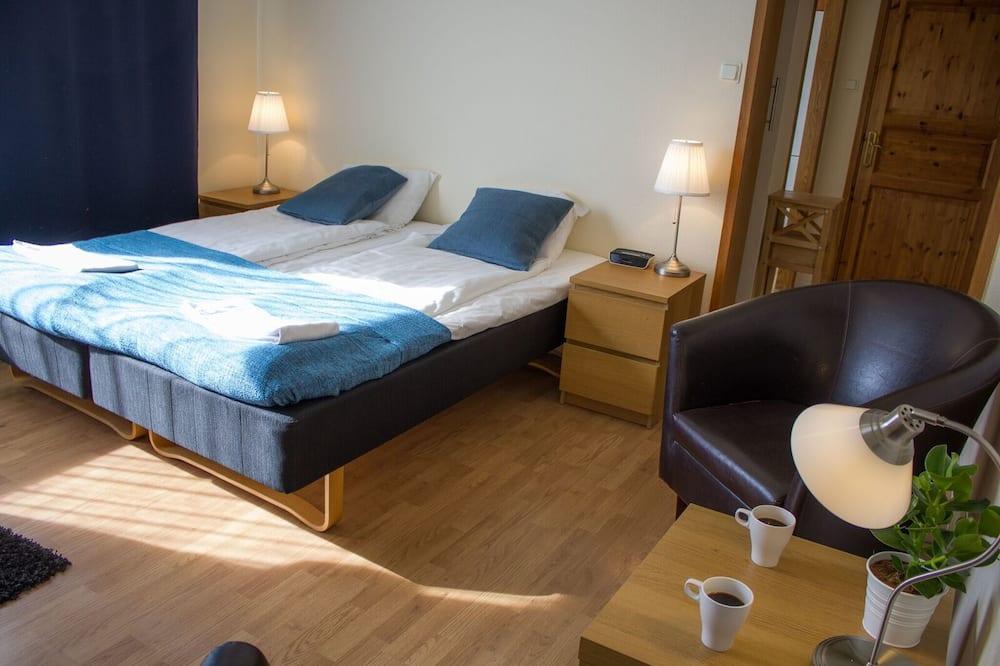 apartman, konyha - Nappali rész