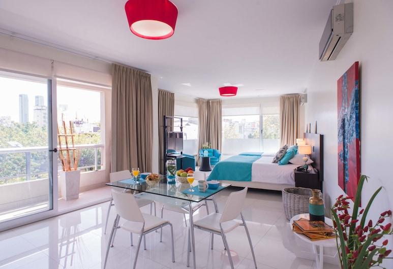 蘇活點套房酒店, 布宜諾斯艾利斯, 經典開放式客房, 客房