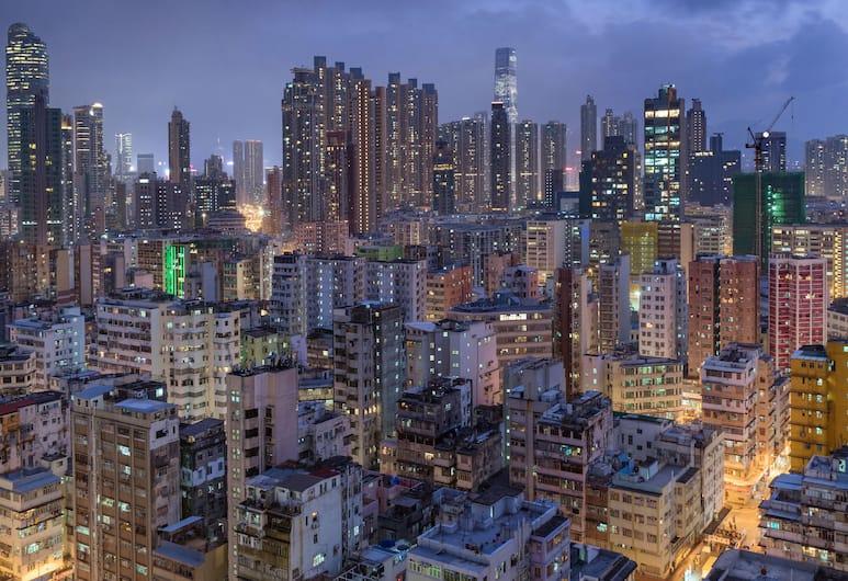미니멀 호텔 컬쳐, 카오룽, 호텔에서의 전망