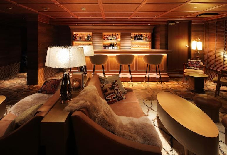 札幌放鬆飯店及酒吧, 札幌, 飯店內酒廊