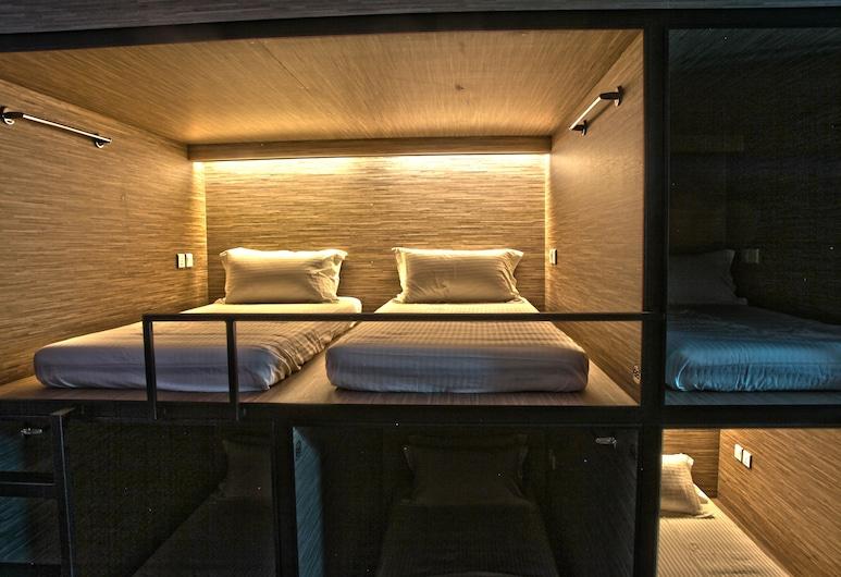 دريم لودج, سنغافورة, غرفة (Couple Pod in Mixed Room), غرفة نزلاء