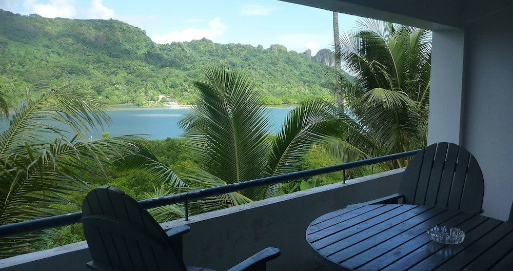South Park Hotel Micronesia Pohnpei New Wing Balcony