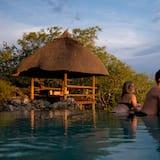 Розкішний номер-люкс - Приватний басейн