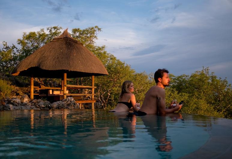 小昂賈瓦旅館, 奧考圭若, 奢華套房, 私人泳池